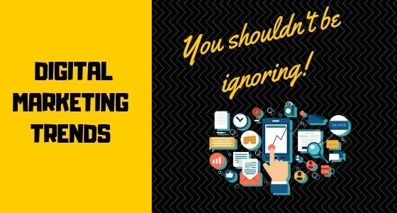 Digital Marketing trends in 2018