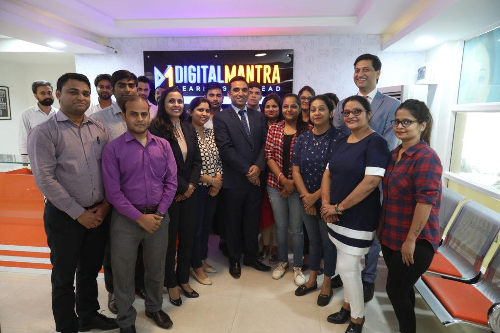 Unfolding the Digital Marketing training space with DigitalMantra 5